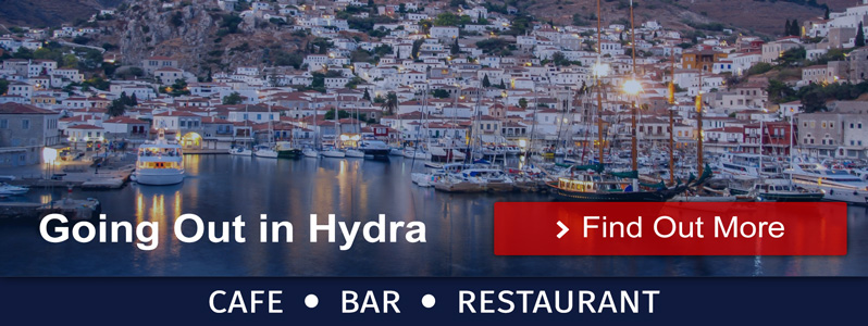 hydra nightlife and restaurants