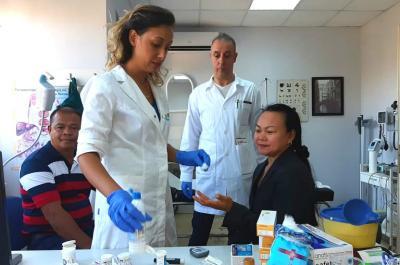 Ταξίδεψε στα νησιά του Αργοσαρωνικού η 5η Πανελλαδική Εκστρατεία Πρόληψης και Ευαισθητοποίησης  «Με Οδηγό το Διαβήτη 2019»