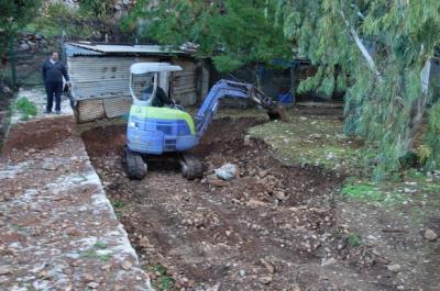 Ξεκίνησαν οι εργασίες καθαρισμού των ρεμάτων της Ύδρας
