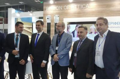 Ο Δήμος Ύδρας στην 35η διεθνή έκθεση Τουρισμού Philoxenia