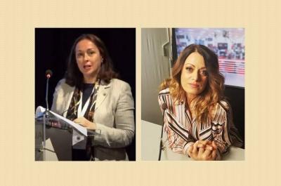 Η Χριστίνα Ζαραφωνίτου μίλησε στο ραδιόφωνο του ΣΚΑΙ και τη Μαρία Δουρουδή για την σύγχρονη εγκληματικότητα