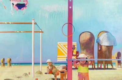 """Οι """"Aυθάδειες του Ήλιου"""" με έργα του  Leonardo Cremonini από Σεπτέμβρη στο IAMY"""