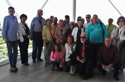 Μέλη και φίλοι της Λέσχης Αποφοίτων Σχολής Ναυτιλίας Ύδρας στο Κέντρο Πολιτισμού - Ίδρυμα «Σταύρος Νιάρχος»