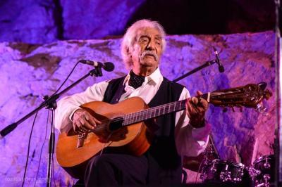 Συγκινητικά ανθρώπινος ο Κώστας Χατζής στη μουσική βραδιά του Μουσείου