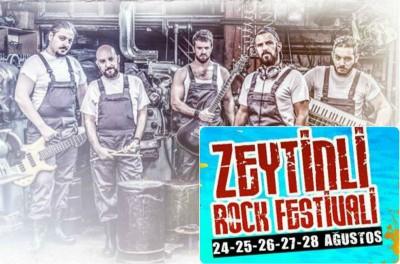 Στο μεγαλύτερο μουσικό festival της Τουρκίας οι Deejay Nic the Band