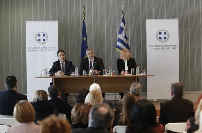 Γ. Πατούλης:  Η Περιφέρεια Αττικής αναλαμβάνει δράση, έχοντας στο επίκεντρο την προστασία της υγείας των πολιτών