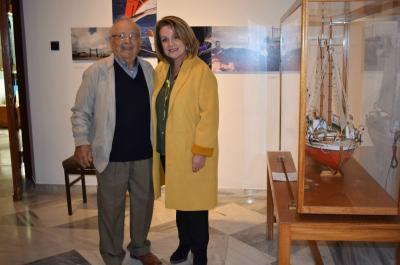 Tιμητική βραδιά στο ΙΑΜΥ για τον τελευταίο καραβομαραγκό της Ύδρας μαστρο-Λευτέρη Γρυπαίο