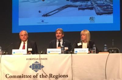 Σε συνέδριο στα νησιά Σέτλαντ ο Σπ. Σπυρίδων για τη νησιωτική πολιτική της ΕΕ