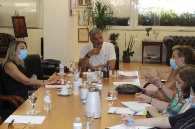 Γ. Πατούλης:  Μήνυμα προστασίας της δημόσιας υγείας με ενημέρωση για την ορθή χρήση των αντιβιοτικών και την ανάδειξη του εμβολιασμού