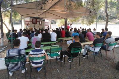 160 παιδιά φιλοξενήθηκαν και τις δύο περιόδους στις κατασκηνώσεις της Ι. Μητρόπολης Ύδρας, Σπετσών και Αιγίνης