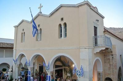 Με επιτυχία  ο Έρανος Αγάπης  του Ε.Φ.Τ. του Καθεδρικού Ναού. Σύντομα η ενίσχυση  των φοιτητών της Ύδρας