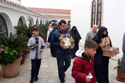 Ο Δήμαρχος Ύδρας Γ. Κουκουδάκης για τη μεγάλη γιορτή του Αγίου Νικολάου