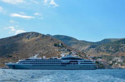 Υπερπολυτελή κρουαζιερόπλοια πρόκειται να καταπλεύσουν και φέτος στην Ύδρα