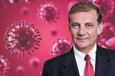 Θ. Δημόπουλος:  Με το μαζικό εμβολιασμό του πληθυσμού και την επίτευξη ικανού ποσοστού συλλογικής ανοσίας θα επιστρέψουμε σταδιακά στην κανονικότητα