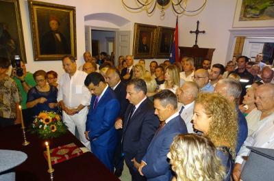 Ορκίστηκε η νέα δημοτική αρχή στον Δήμο Ύδρας