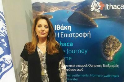 Άντζελα Γκερέκου:  Τα μικρά νησιά, να γίνουν ο μεγάλος πρωταγωνιστής