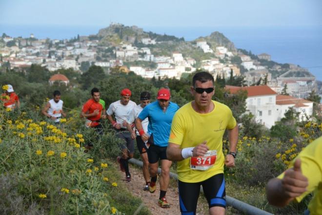 Στις 4 & 5 Απριλίου το Hydra's Trail Event (Αγώνες Ορεινού Τρεξίματος)