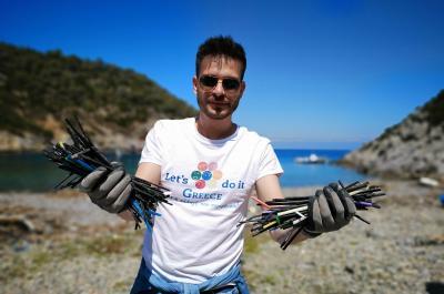 Κυριακή 10 Μαΐου το Μεγαλύτερο Let's do it Greece όλων των εποχών!