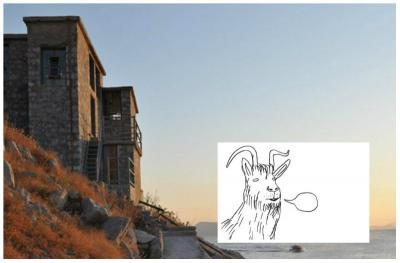 Έρχεται το Laughterhouse του David Shrigley στην Ύδρα από το Ίδρυμα ΔΕΣΤΕ