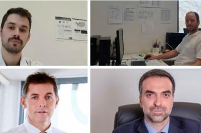 Τέσσερις Έλληνες πρωταθλητές γιατροί μιλούν στο ΑΠΕ-ΜΠΕ για τον κορωνοϊό. Τι απαντά ο Υδραίος Θ. Μουστακαρίας