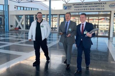 Συνεργασία ΔΗΡΑΠ-ΟΛΠ:  Σκέψεις για ειδικό Ραδιοσταθμό στα terminals