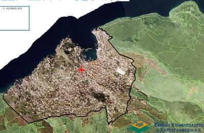 Τροποποίηση του ορίου οικισμού της Ύδρας στους δασικούς χάρτες