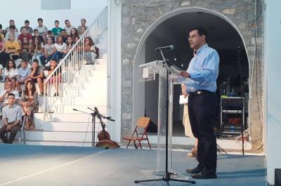 Δόθηκαν στους αριστούχους της Ύδρας κατά τις Πανελλήνιες τα χρηματικά βραβεία αριστείας «ΠΑΠΑΔΟΠΟΥΛΟΥ» και στους φοιτητές οι υποτροφίες