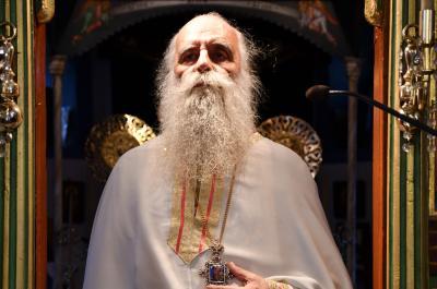 40 χρόνια διακονίας ιεροσύνης του π. Ιωαννίκιου Καλαφάτη