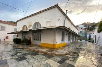 """Υποβολή πρότασης  για χρηματοδότηση στο Πρόγραμμα """"ΑΝΤΩΝΗΣ ΤΡΙΤΣΗΣ"""" για την αξιοποίηση του κτηρίου της Δημ. Αγοράς"""