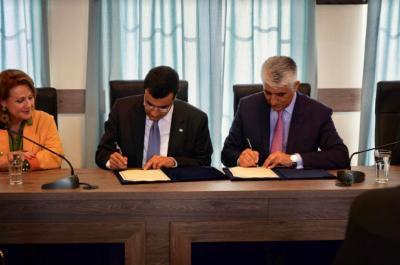 Σε κλίμα επισημότητας η αδελφοποίηση του Δήμου Ύδρας με τον Δήμο Πύλου-Νέστορος
