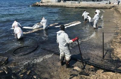 Μήνυση κατά παντός υπευθύνου από το WWF Ελλάς για τη ρύπανση στον Σαρωνικό