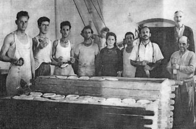 Η Παλιά Ύδρα: Προπολεμικοί Φούρνοι-Αρτοποιεία