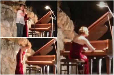 Με επιτυχία το ρεσιτάλ πιάνου της Svetlana Karpunkina στο ΙΑΜΥ