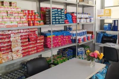 Συνεχίζεται η διάθεση προϊόντων στους ωφελούμενους του Κοιν. Παντοπωλείου - Διατίθεται προς πώληση και η τσάντα πολλαπλών χρήσεων