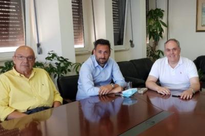 Tο Νοσοκομείο Μεταξά επισκέφτηκε ο Βουλευτής Ιωάννης Μελάς