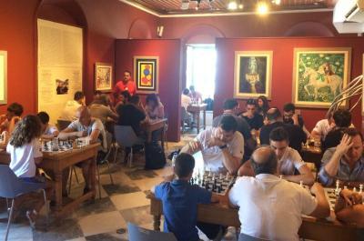 Με σημαντικές συμμετοχές πρωταθλητών ξεκίνησε το 3ο Τουρνουά Ράπιντ στην Ύδρα