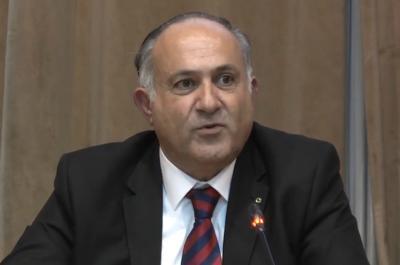 Η παρουσίαση της υποψηφιότητας του Λευτέρη Κεχαγιόγλου για τον Δήμο της Ύδρας