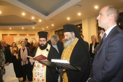 Mε επιτυχία  η εκδήλωση για την κοπή της Πρωτοχρονιάτικης Πίτας του Βουλευτή Χρ. Μπουτσικάκη