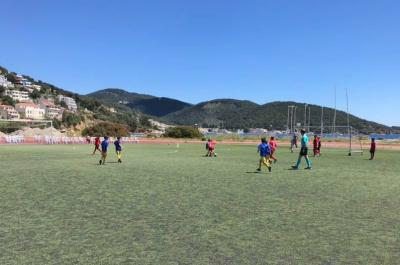 Οι Ακαδημίες ποδοσφαίρου του Α.Ο.Υ και του Τροιζηνιακού έχουν φιλικό αγώνα στο γήπεδο της Ύδρας