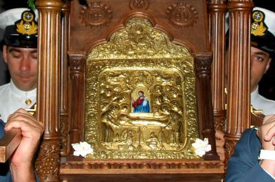 Η Εικόνα της Παναγίας Φανερωμένης θα μεταφερθεί για προσκύνημα στον Ναό Αγίου Δημητρίου Ταμπουρίων