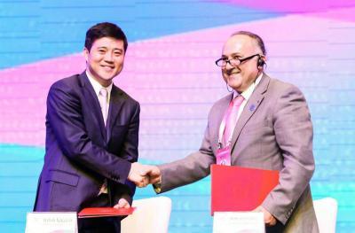 Υπεγράφη στην Κίνα τριμερής Τουριστική Αναπτυξιακή Συνεργασία