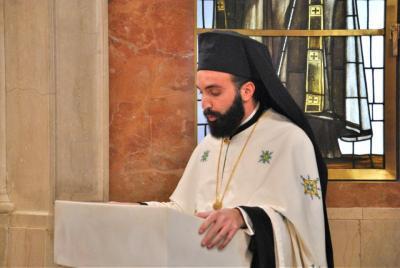 Ο Αρχιμανδρίτης  Νεκτάριος Δαρδανός νέος Πρωτοσύγκελλος της Ιεράς Μητρόπολης Ύδρας