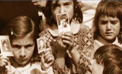 """Εκδήλωση """"Δεν Ξεχνώ"""" για την καταδίκη της εισβολής και συνεχιζόμενης κατοχής της Κύπρου"""