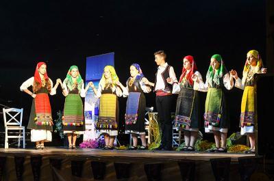 Χορός και φορεσιά! Μια όμορφη βραδιά γεμάτη παράδοση από τον Υ.Ν.Ο