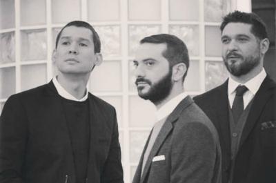 Στην Ύδρα οι τρεις κριτές του Masterchef, Κοντιζάς-Κουτσόπουλος-Ιωαννίδης
