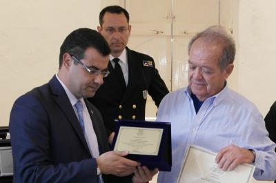 Ευχαριστίες Γ. Κουκουδάκη στον Πρόεδρο του ΠΟΙΑΘ Ι. Μαραγκουδάκη για τους Ιστιοπλοϊκούς που θα γίνουν (19-21 Ιουνίου)