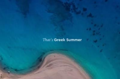 Restart Tourism!  Αυτό είναι το σποτ που θα ταξιδέψει την Ελλάδα σε όλο τον κόσμο