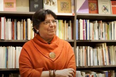 """Κλυδωνισμοί στην Επιτροπή """"ΕΛΛΑΔΑ 2021"""". Παραιτήθηκε η Ιστορικός Μαρία Ευθυμίου"""