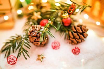 10 πράγματα που θα σας φτιάξουν τη διάθεση τα Χριστούγεννα