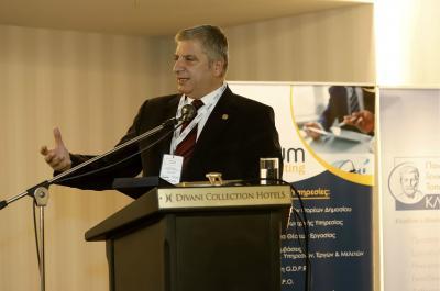 Ομιλία Περιφερειάρχη Αττικής με θέμα το στρατηγικό σχεδιασμό στην Αυτοδιοίκηση με όραμα το 2023